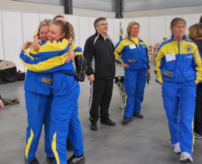 Nordiska mästerskapen i Lydnad i Norge 27-29 November 2009