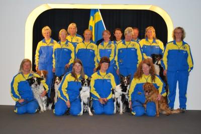 Rapport från VM 2010 i Herning i Danmark